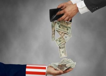 Деньги в казну США