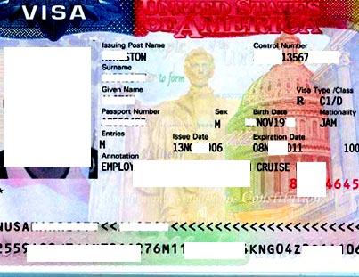Как получить визу США