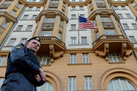 консульство США