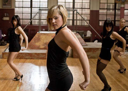 танцовщица сша