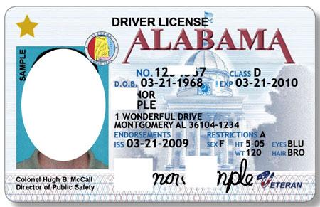 водительское удостоверение сша
