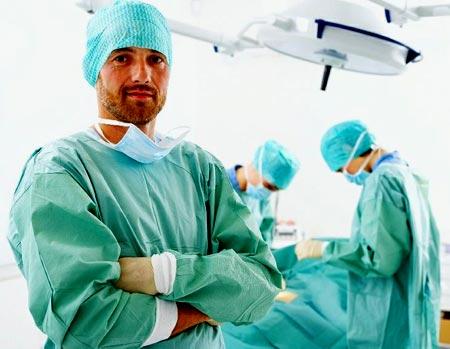 американские врачи