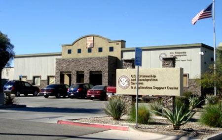Офис USCIS