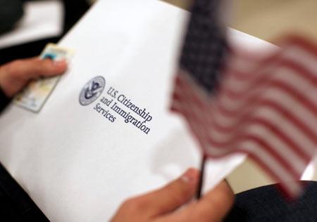 политическое убежище США