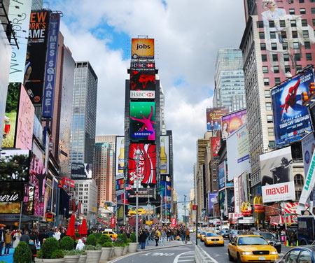 Нью-Йорк США