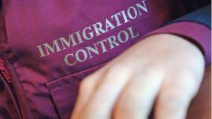Сотрудник иммиграционного контроля