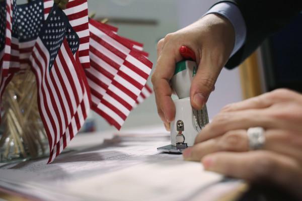 Получение бизнес-визы в США.