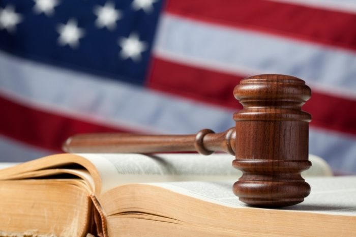 Система федеральных законов США