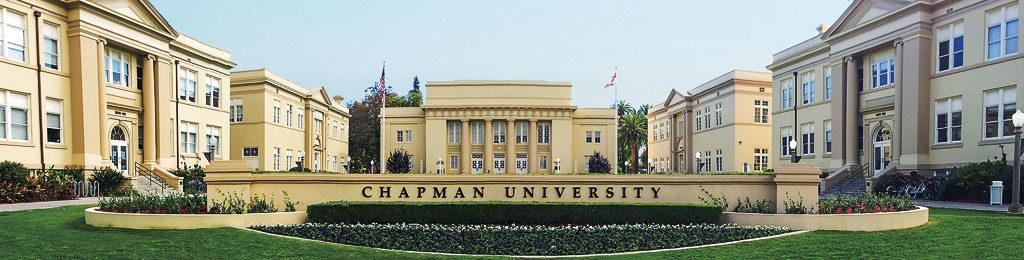 Университет Чепмена