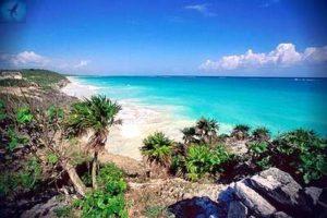 пляжи залива