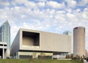 внушительный дизайн художественного музея