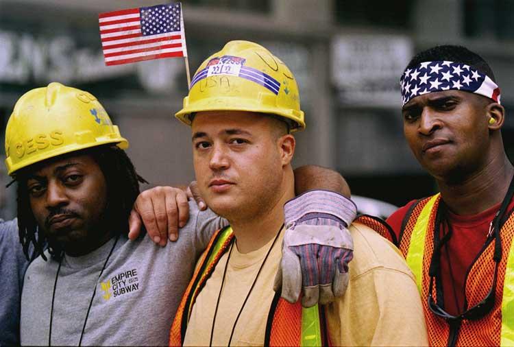 Работники в США