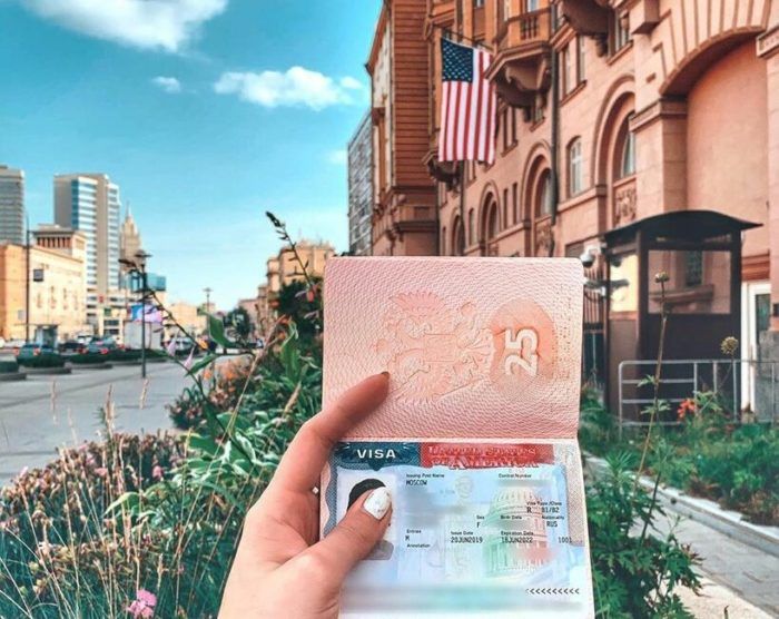 Оформление туристической визы в США