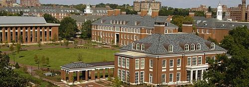 john hopkins university campus