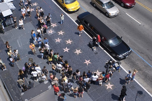 алея славы голливуд