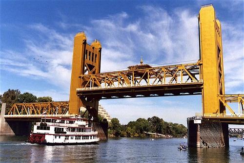 мост тауэер бридж