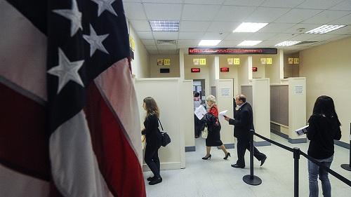 внутри посольства сша