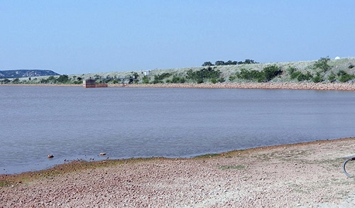 водохранилище абилин