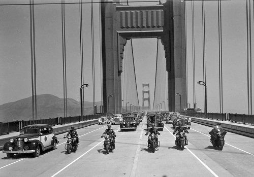 день открытия моста
