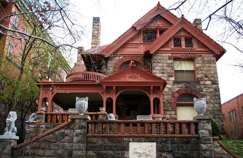 дом-музей молли браун