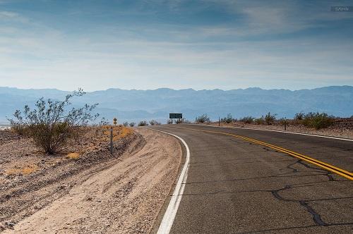 дорога долины смерти
