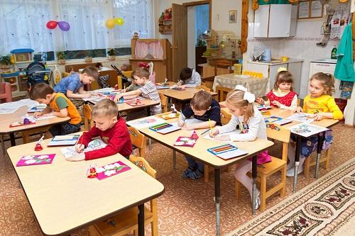 дошкольное образование россия