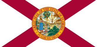 флаг флориды