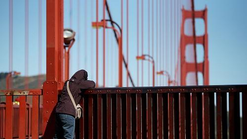 мост для самоубийц