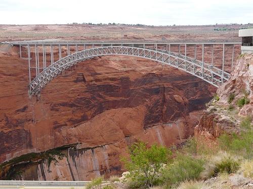мост глен-каньон