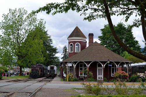 музей железной дороги вашингтон