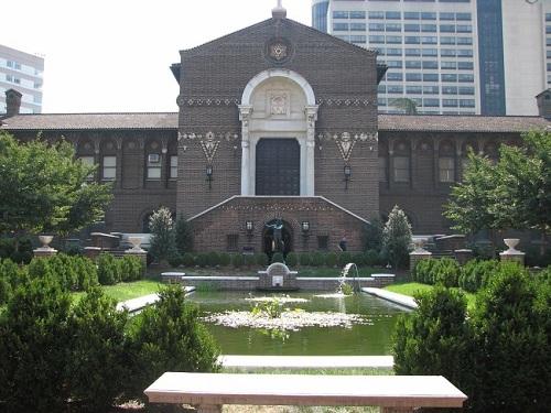 музей пенсильванского университета