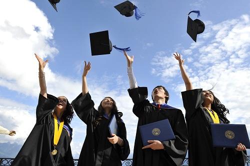 студенты выпускники