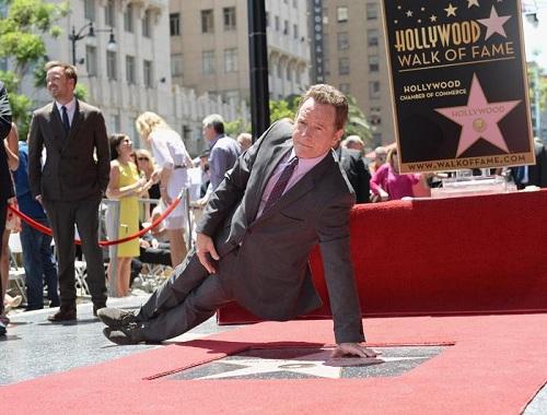 звезда на алеи славы