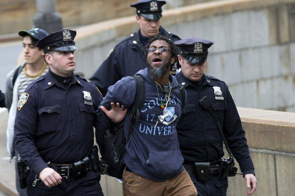 полиция в америке