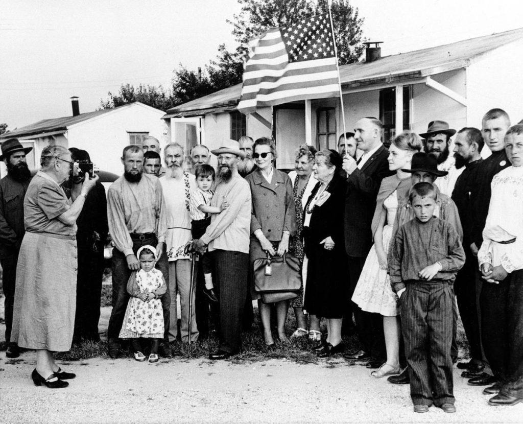 семья имигрантов