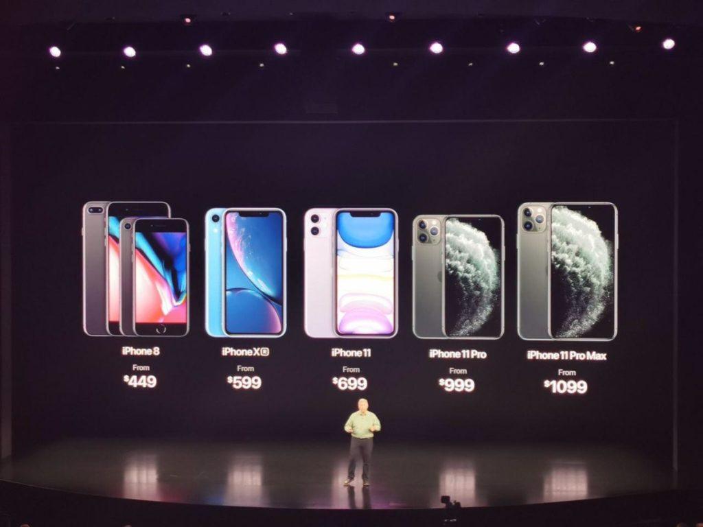 айфон 11