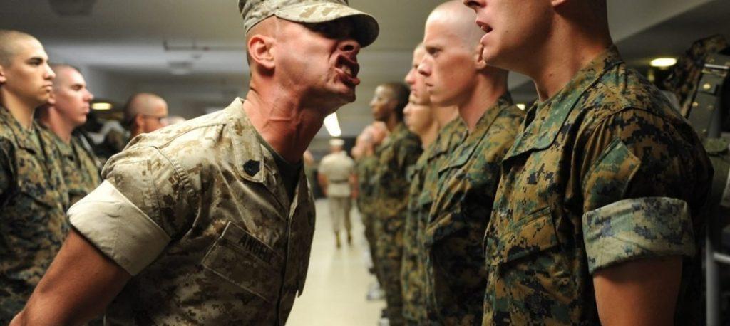 """Есть ли понятие """"дедовщина"""" в армии США"""