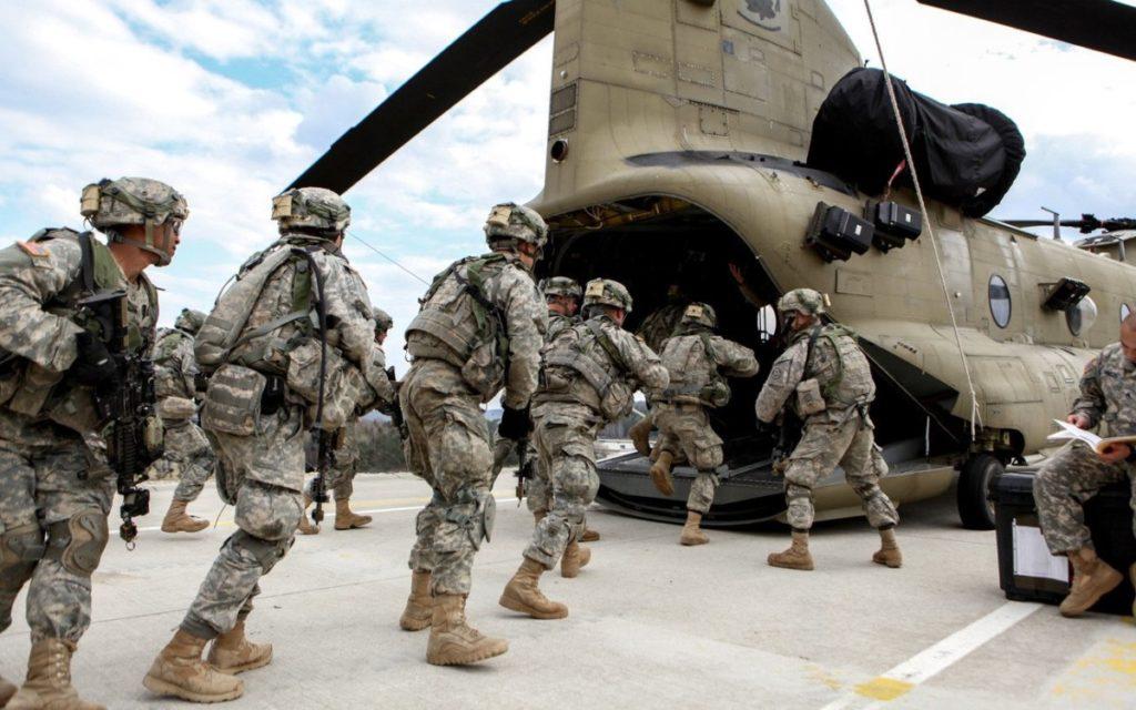 Особенности армии США