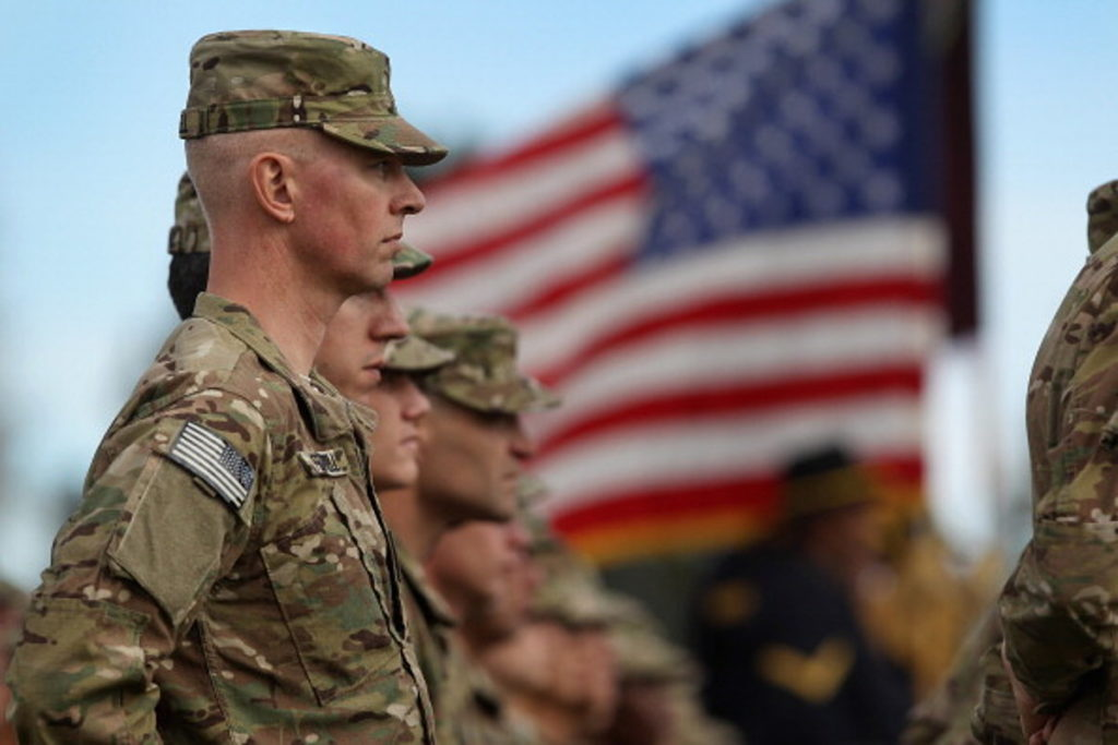 Срок службы в армии США
