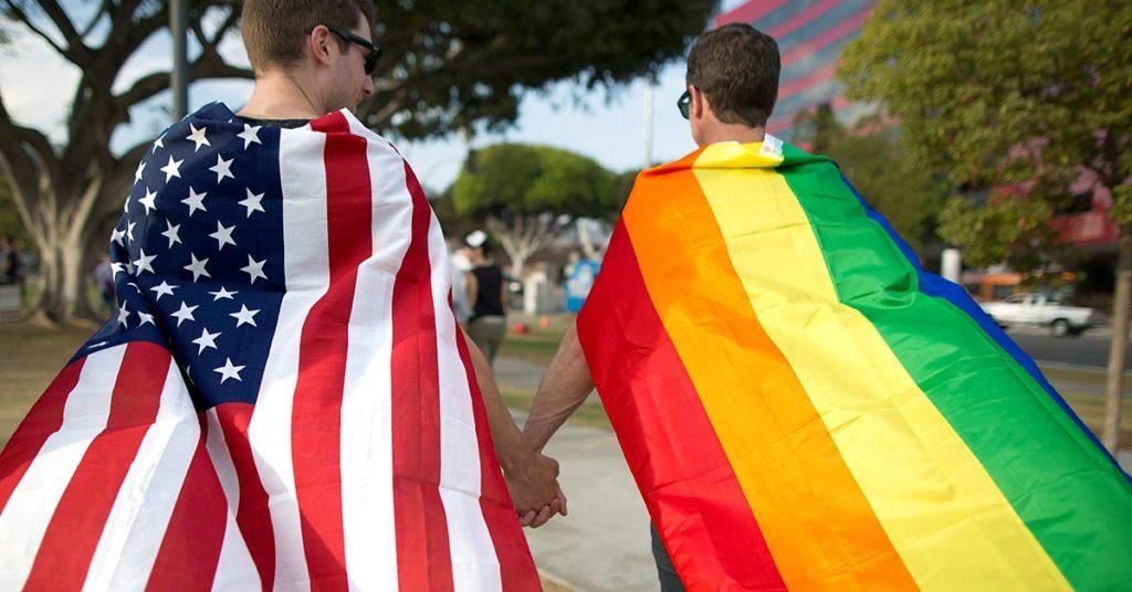 Политическое убежище в США для ЛГБТ