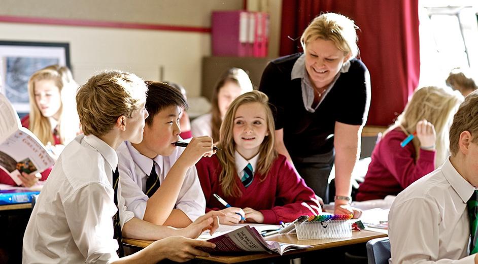 особенности школьного обучения в США