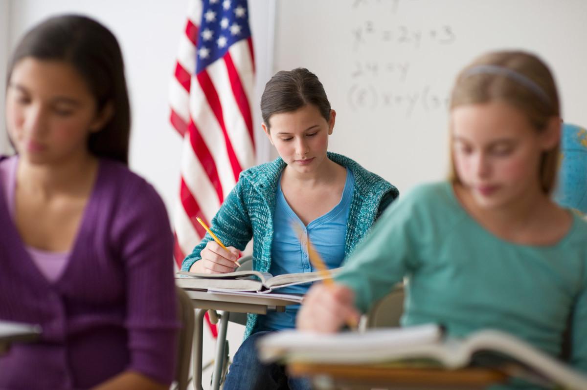 особености школьного обучения в США