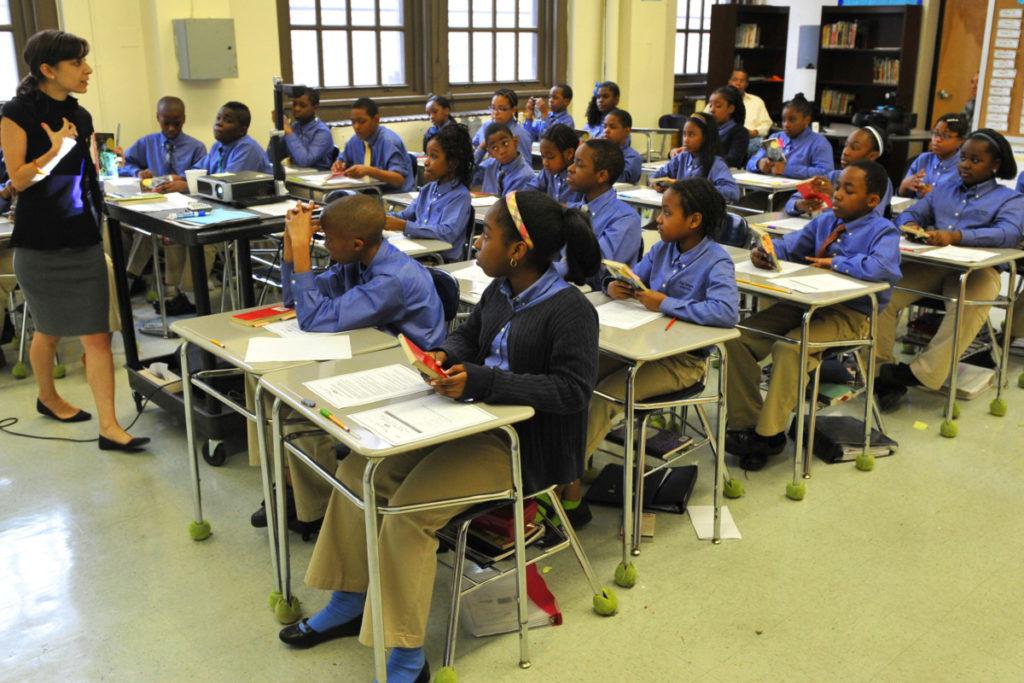 Чартерные школы в США