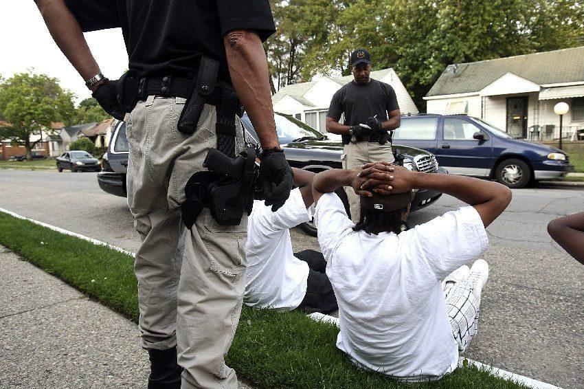 Уровень преступности в США