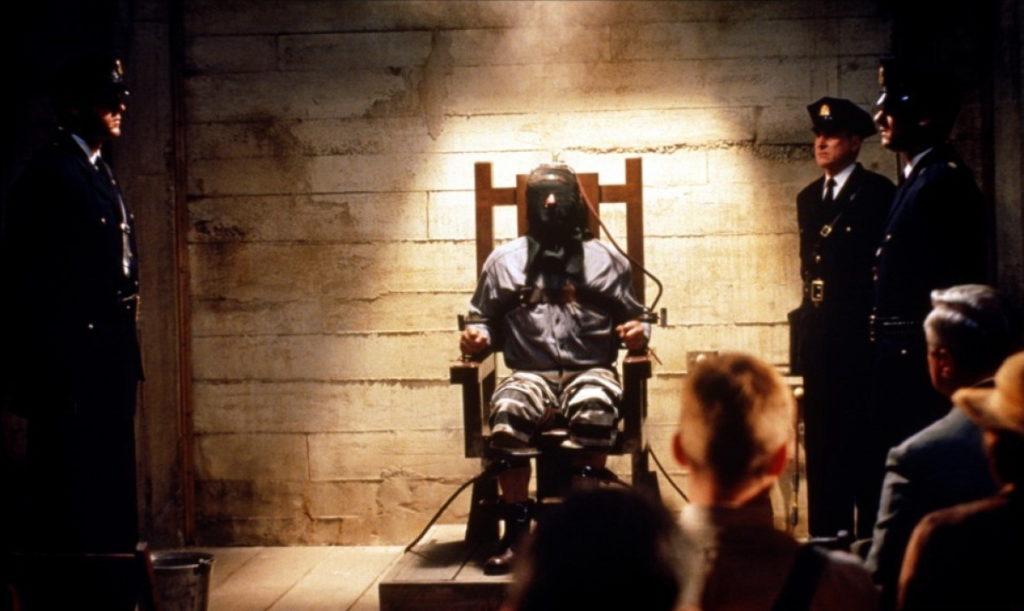 Электрический стул в США
