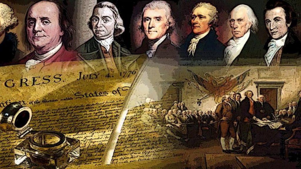 Декларация независимости США история создания