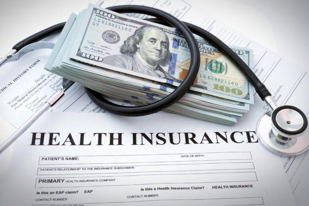 Стоимость медицинской страховки в США