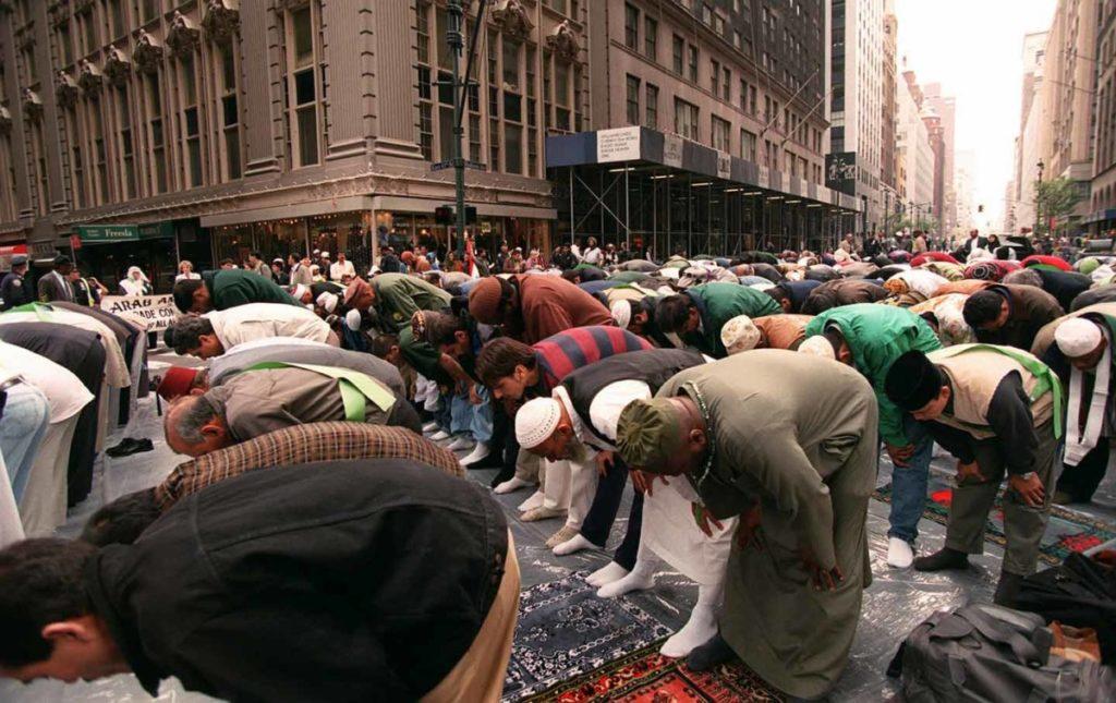 Религия в США Ислам