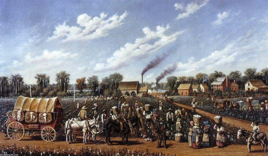 Сельское хозяйство США в 19 веке