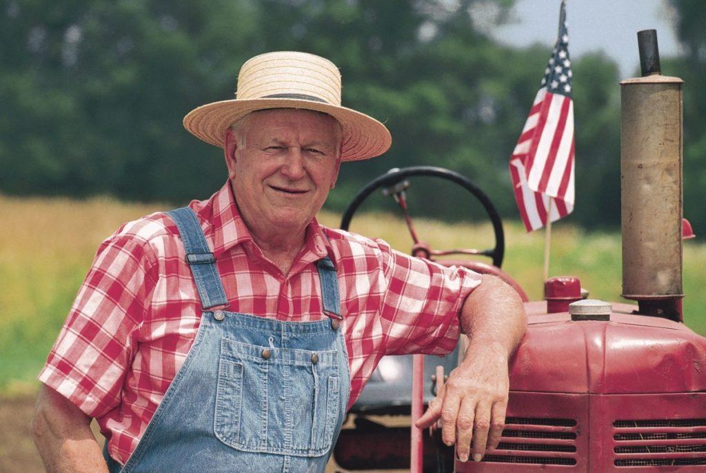 Сельское хозяйство в США фермер